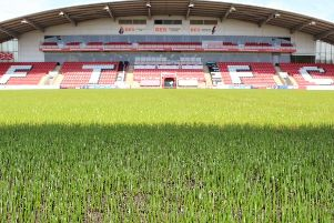 We have 10 pairs of tickets to give away for Fleetwood v Doncaster