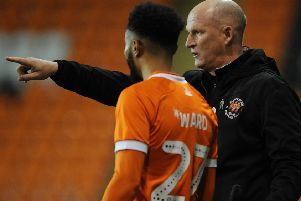 Grant Ward is one of several new signings made by Simon Grayson in recent weeks