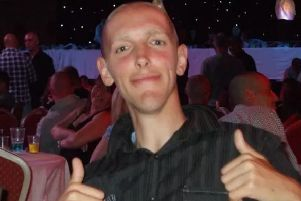 Reece Roberts in a picture dated before he suffered life-changing injuries in an unprovoked one punch attack in 2013