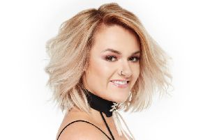 No more pub singing for Grace Davies - this month she'll be touring arenas on The X-Factor Live Tour (s)