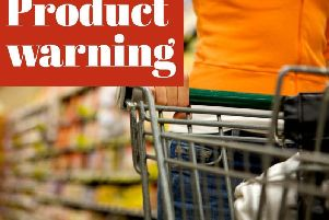 All the products withdrawn from sale