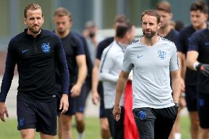 Captain Harry Kane and manager Gareth Southgate are tasked with taking England to the latter stages in Russia