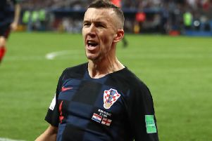 Ivan Perisic is on Manchester United's radar