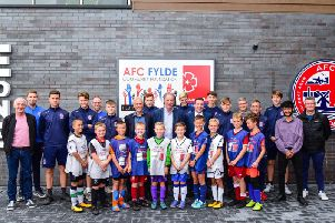 Mark Lawrenson has been to visit AFC Fylde