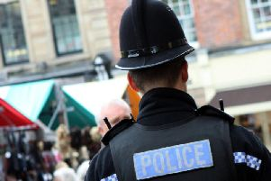 Police officers are being forced to rely on foodbanks
