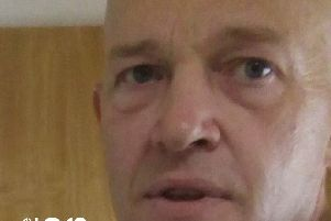Steve Baxter who police want to interview