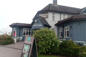 The Newton Arms at Normoss