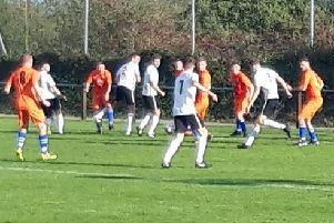AFC Blackpool were victorious on Saturday