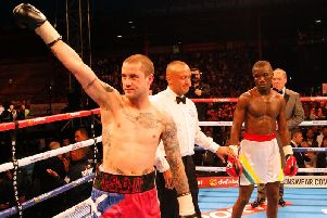 Ricky Burns believes doors will open for the winner of his fight against Scott Cardle