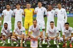 England will learn their Euro qualifying fate this weekend