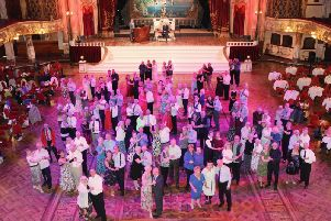 WIN a New Year's Eve extravaganza at the Tower Ballroom Gala Dance