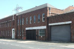 The former TVR factory closed in 2006.