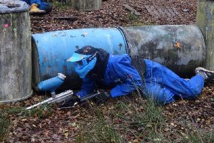 Paintball Trax
