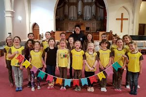 The 6th St Annes Brownie group, who meet at the Church Road Methodist Centre in St Annes, celebrate the group's 90th birthday