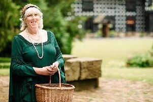 Take a tour of Samlesbury Hall with the Ghost of Goodwife Agnes