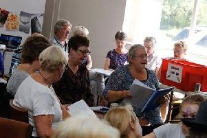 Come together for a fun Saturday Sing in Little Hoole