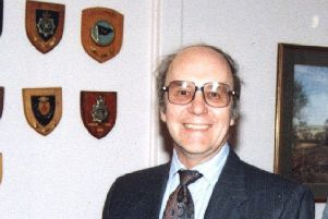 Dr Malcolm Hall, who was a GP in Fylde for 40 years