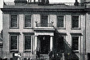 Fleetwood Museum in its early Georgian days