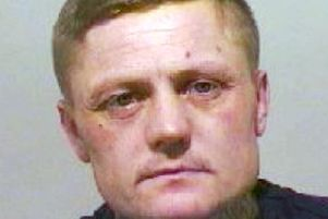 William Trotter, 37, of East Vines, Sunderland, who appeared at Newcastle Crown Court on February 4 to admit a charge of burglary at a Pizza Hut on St Luke's Terrace in Sunderland.