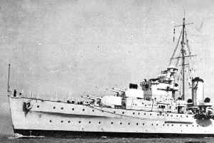Blackpool 's adopted warship HMS Penelope