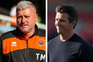 Terry McPhillips and Joey Barton