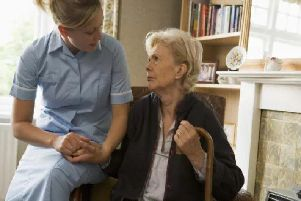 A charity claims hundreds of thousands of requests for social care help across the country have been refused