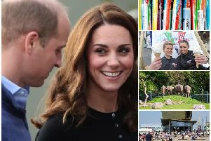 These are the 11 things Prince William and Kate should do during their visit