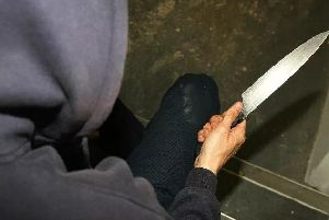 Knife crime in Lancashire increased by a third between 2014 and 2018