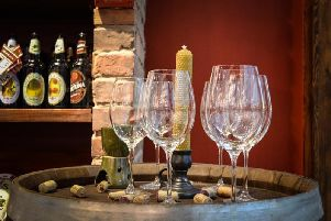 You can mix beer and wine