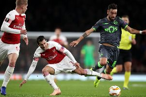 Manchester United have opened talks with Sporting about signing 24-year-old midfielder Bruno Fernandes.