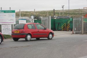 Fleetwood Recycling Centre, on Jameson Road, has reopened after improvement works