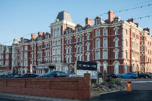 Blackpool's Imperial Hotel
