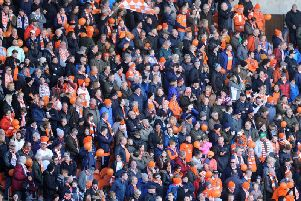 The fans are back in force at Blackpool FC and you could be part of a bumper crowd for their next home match