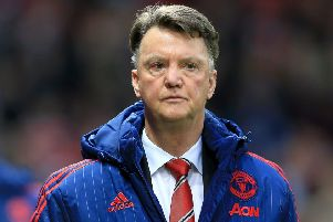 Louis van Gaal finished fourth and won the FA Cup in two seasons at Old Trafford