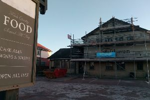 The Fairhaven pub being refurbished for opening in May 2019