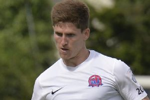 Danny Philliskirk's clearance off the line was vital for Fylde at Aldershot