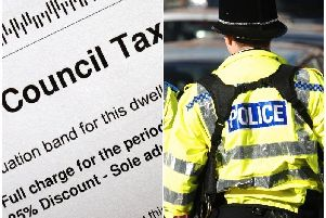 Are you happy to pay more tax for the police service?