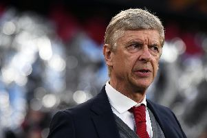 Arsene Wenger says that the pressure of managing Arsenal was beginning to have an impact on his health.
