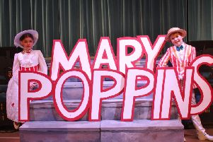 Kirkham Grammar School staged Mary Poppins