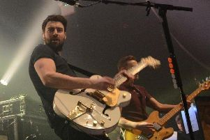 The Courteeners are headlining the charity concert