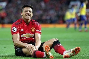 United's Alexis Sanchez is a former Barca star