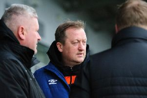 Tony Grant joined Blackpool's coaching team last month