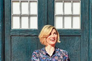 Current Doctor Jodie Whittaker