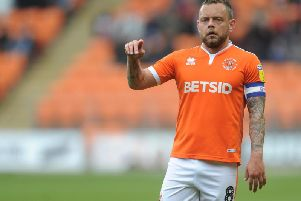 Jay Spearing was The Gazette readers' player of the season