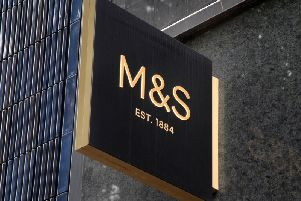 Retail giant Marks & Spencer