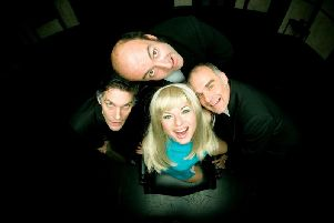 Spymonkey return to Blackpool Grand Theatre with Cooped