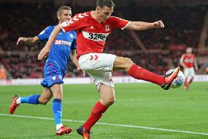 Stewart Downing is a wanted man