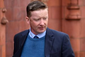 Paul Oliver, a senior huntsman accused of animal cruelty offences who has told a court he decided to kill two fox cubs with the blunt end of an axe due to an impending Defra inspection.