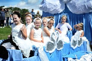 Thornton and Cleveleys Gala 2019 Procession