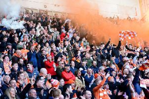 Blackpool fans can look forward to a bright future